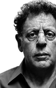 photo of Philip Glass